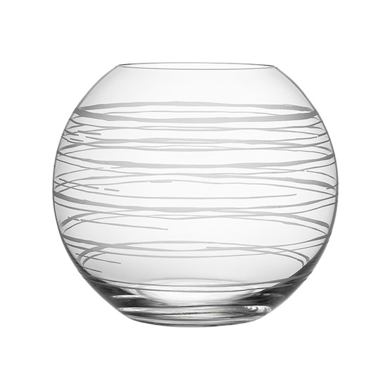 Graphic Vase (round, large)