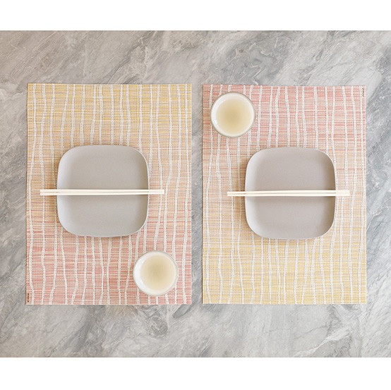 Float Placemat in Guava