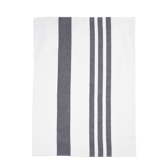 Falls Gap Guest Towel in Stripe