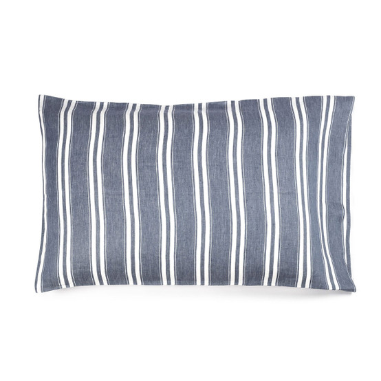 Folkestone Stripe Pillow Case in King