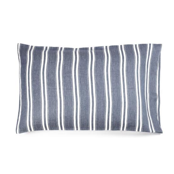Folkestone Stripe Pillow Case in Standard