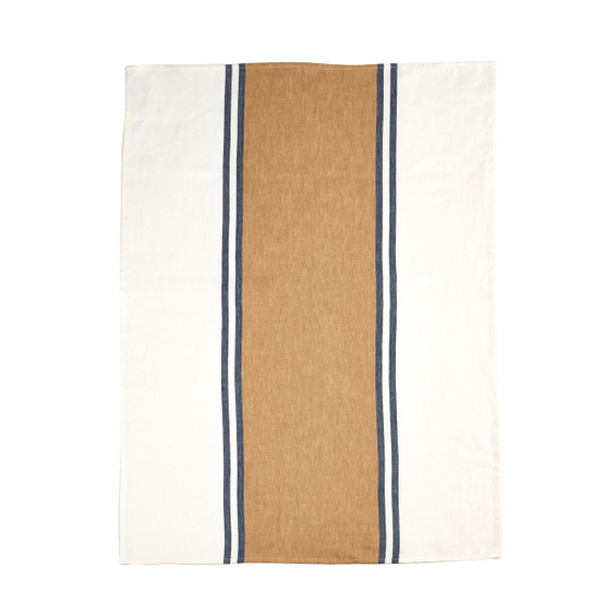 Norfolk Banks Guest Towel in Stripe