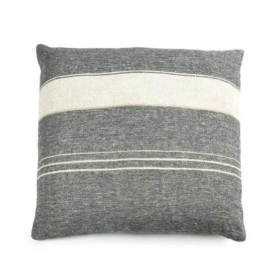 North Sea Stripe Pillow Cover 25 x 25
