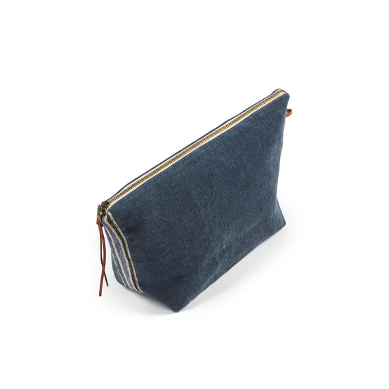 The Galloper Cosmetic Bag in Bastion