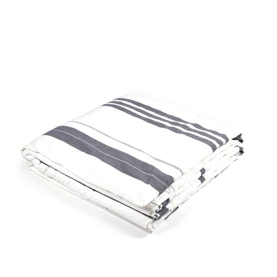Goodwin Duvet Cover in Stripe