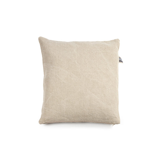 The Galloper Pillow Cover in Flax 20 x 20