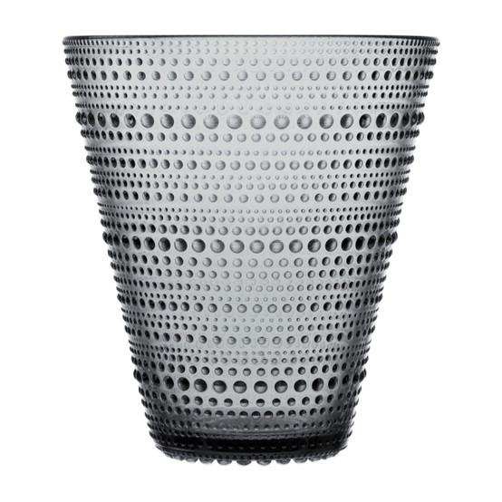 Kastehelmi 6 inch Vase in Grey