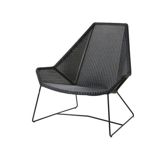 Breeze Highback Chair in Black