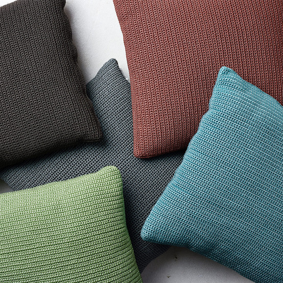 Divine Scatter Cushion in Turquoise