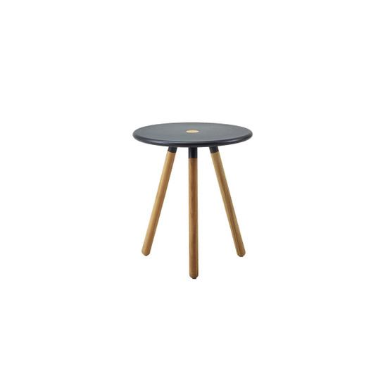 Area Stool in Lava Grey
