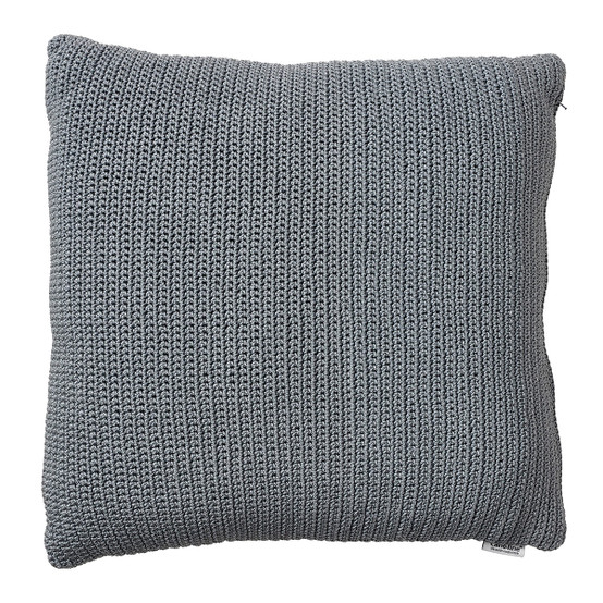 Divine Scatter Cushion in Grey