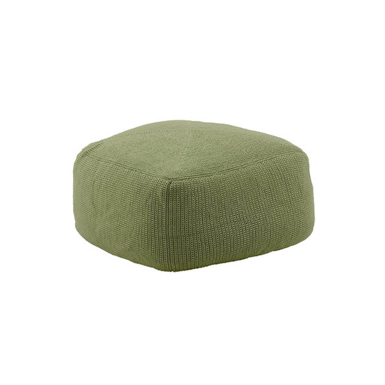 Divine Footstool in Olive