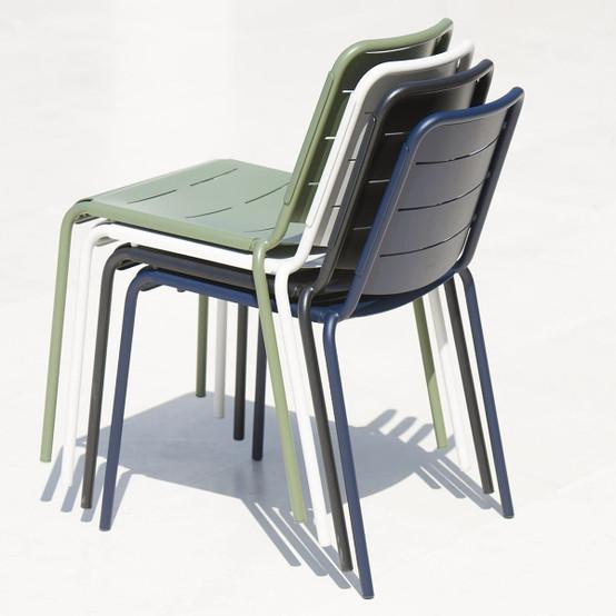 Copenhagen City Chair in Midnight Blue
