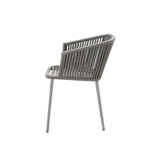Moments Dining Chair in Grey