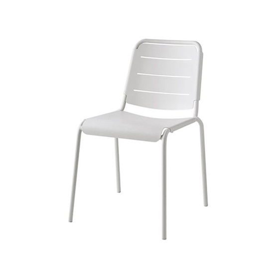 Copenhagen City Chair in White