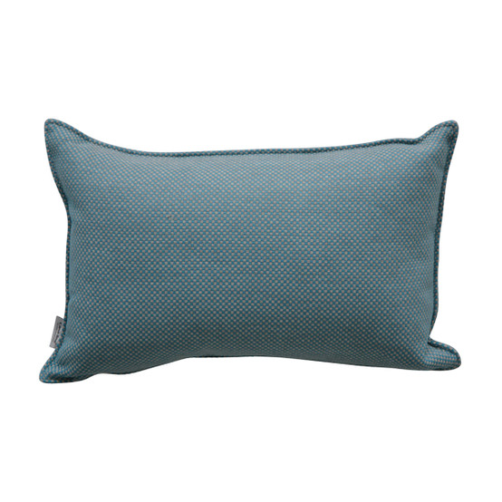 Comfy Rectangular Scatter Cushion in Turquoise