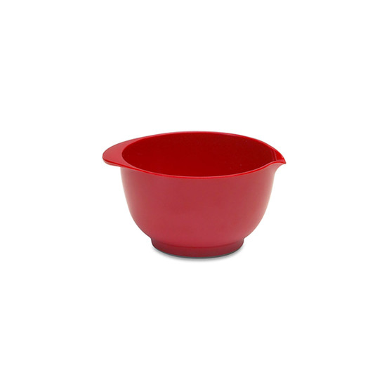 0.35 L / 11 oz Margrethe Mixing Bowl in Luna Red