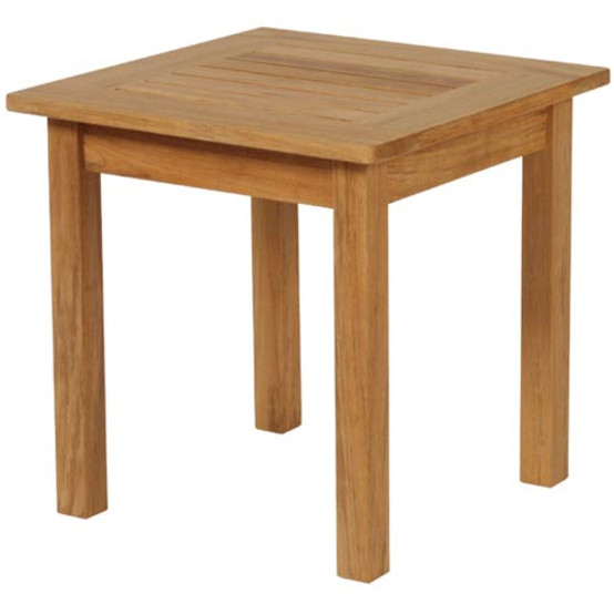 Colchester Square Side Table - 21 inch