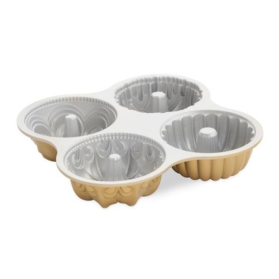 Bundt Quartet Pan