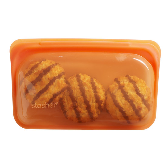 Snack Bag in Citrus
