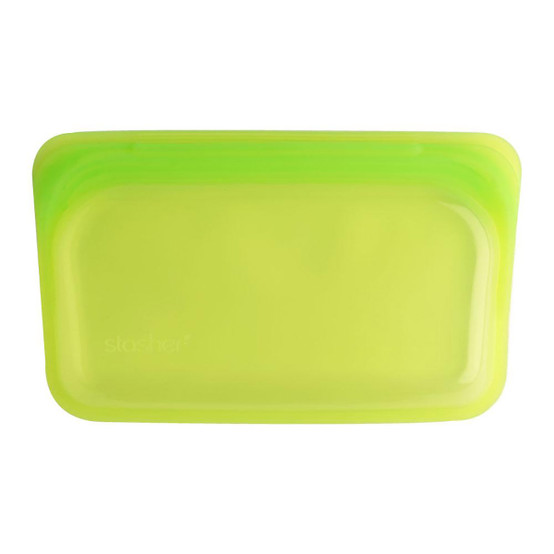 Snack Bag in Lime