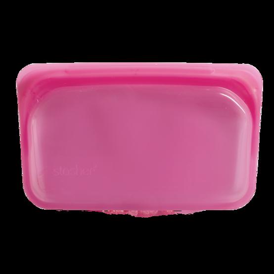 Snack Bag in Raspberry