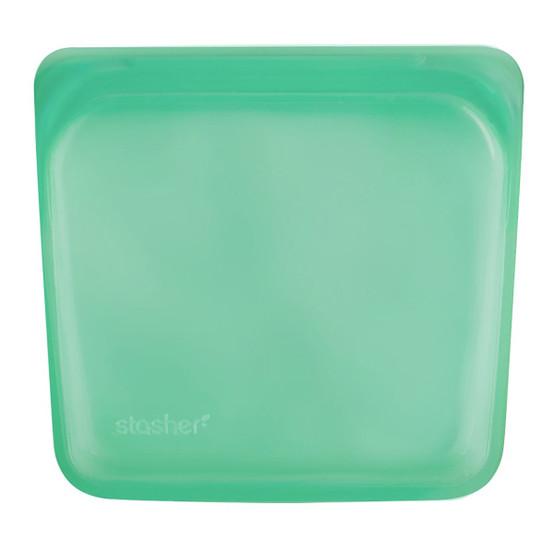 Sandwich Bag in Jade