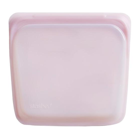 Sandwich Bag in Rose Quartz