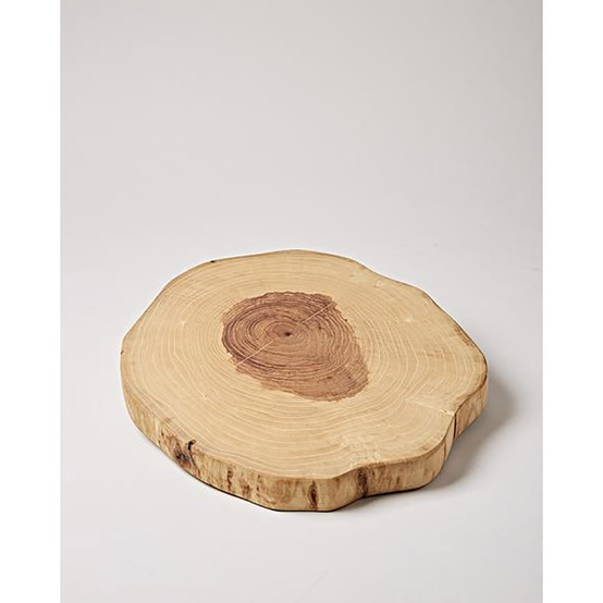 Wood Slice in Natural