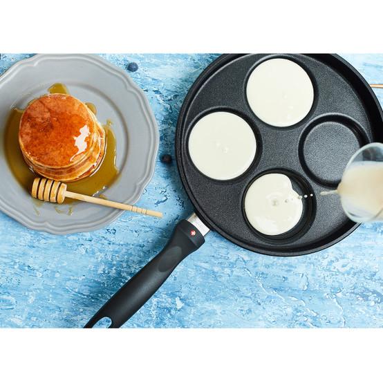 XD Induction Plett Pan (Swedish Pancake Pan)