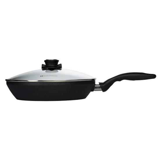 "XD Induction Edge Stir Fry Pan w/ Lid - 11"""