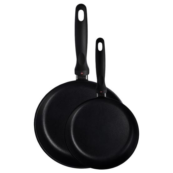 """XD 2 Piece Set: Fry Pan Duo - 9.5 and 11"""""""
