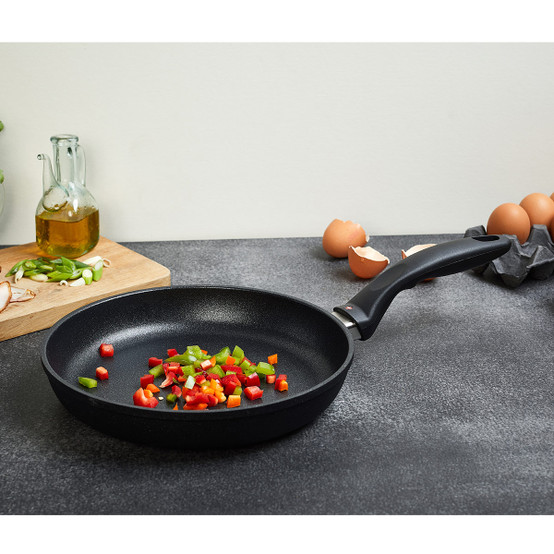 """XD Induction Fry pan w/ Lid - 8"""""""