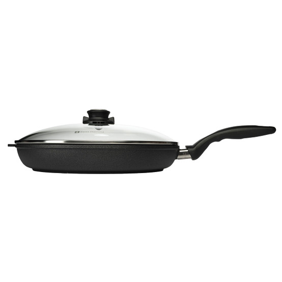 """XD Fry Pan with Lid - 12.5"""""""