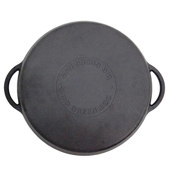 14 inch Round Cast Iron Skillet