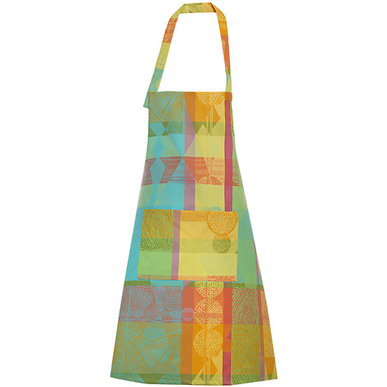 Mille Tingari Coated Apron in Austral
