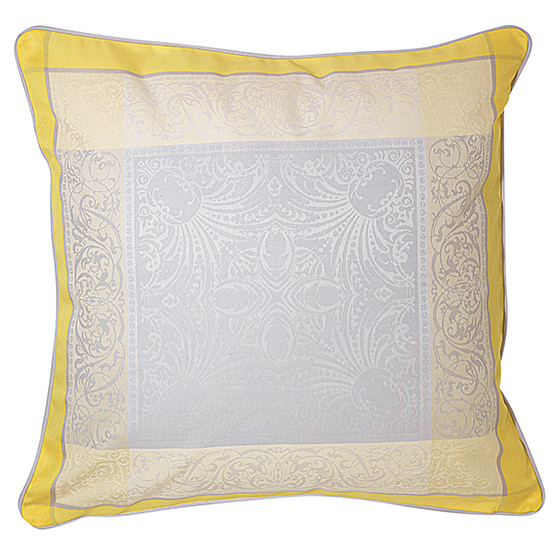 Alexandrine Cushion Cover in Mimosa
