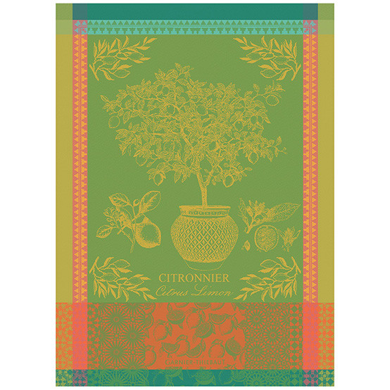 Citronnier Vert Kitchen Towel