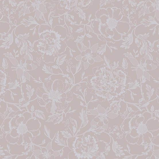 Mille Charmes Napkin in Rose