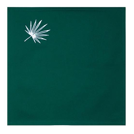 Toucan Napkin in Vert