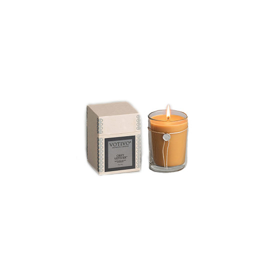Grey Vetiver 6.8oz Candle