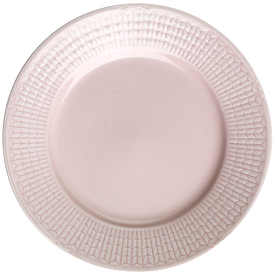 Swedish Grace Bread and Butter Plate in Rose