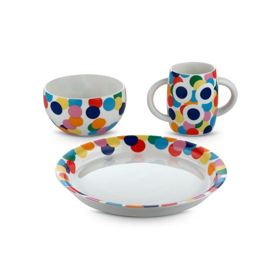 Alessini Proust Children's Dinnerware Set