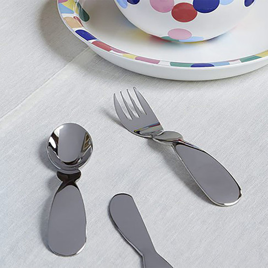 Alessini Children's Cutlery Set