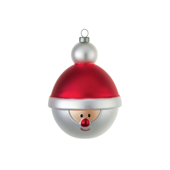 Babbonatale Santa Ornament