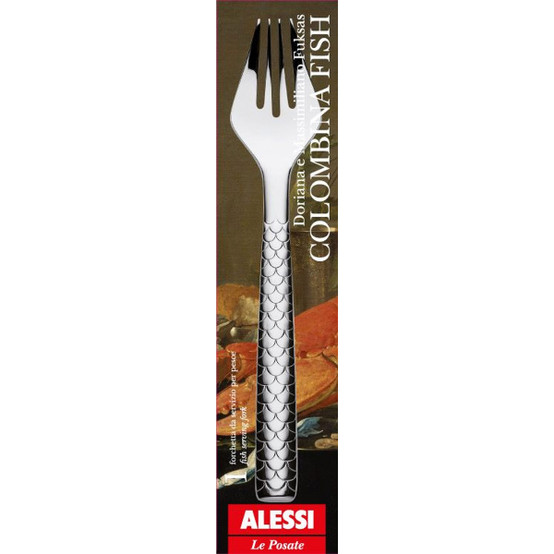 Colombina Fish Serving Fork