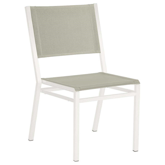 Equinox Painted Dining Chair in White
