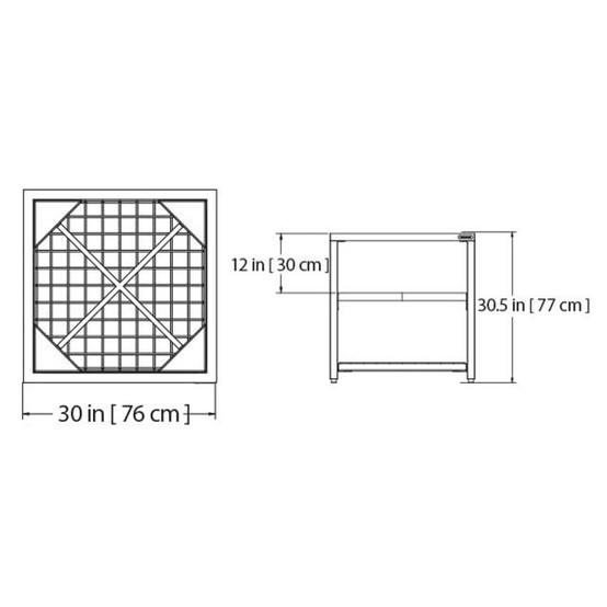 XLarge Egg Frame for Modular Nest System