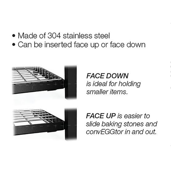 Stainless Steel Grid Insert for Modular Nest System