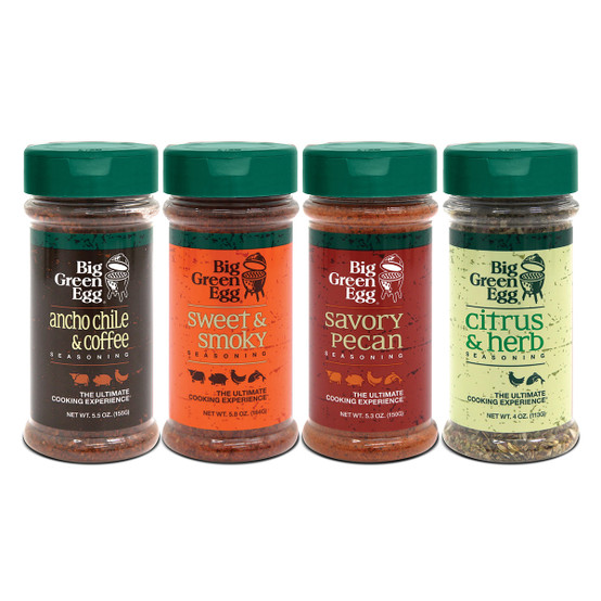 Savory Pecan Big Green Egg Seasoning